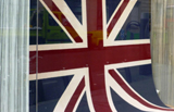 Tapis sur mesure - Union Jack