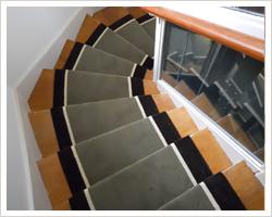 tesri les tapis d 39 escaliers classiques collection rayures. Black Bedroom Furniture Sets. Home Design Ideas